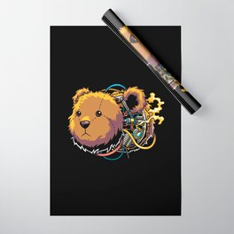 Teddy Wrapping Paper
