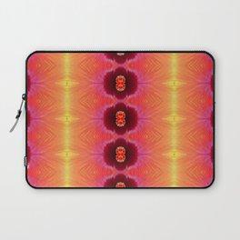 Mirrored Hibiscus Laptop Sleeve