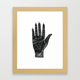 Palmistry no.1 Framed Art Print