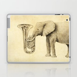 Tuba Laptop & iPad Skin