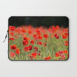 Poppy Meadow Laptop Sleeve