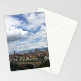 Florence, Italy landscape Stationery Cards