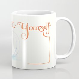 Just Brie Yourself Coffee Mug