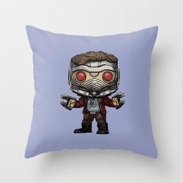Star Lord, Man! Throw Pillow