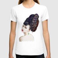 black widow T-shirts featuring Black Widow by Daniac Design