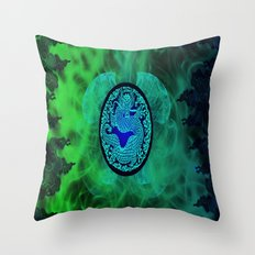 Dragons Might Throw Pillow