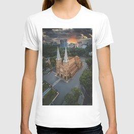 Notre-Dame Cathedral Basilica of Saigon T-shirt