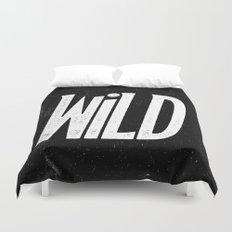 Wild Duvet Cover