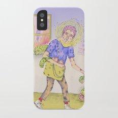 Mudo a tal Slim Case iPhone X