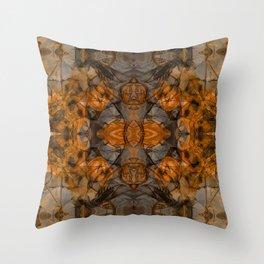 Mandala 32 Throw Pillow