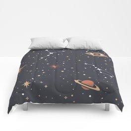 Mystical Galaxy Comforters