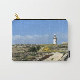 Lighthouse in Paphos Carry-All Pouch