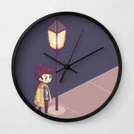 ill just wait here Wall Clock