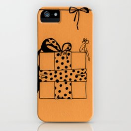 Cadeau iPhone Case