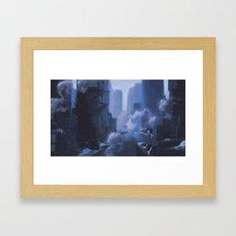 KENALDRIA Framed Art Print