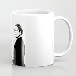 Queen Bea + The Freak Coffee Mug