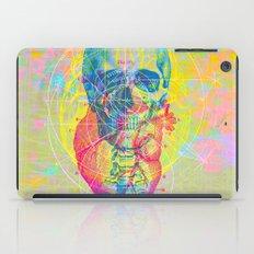 Brain Heart Skull iPad Case