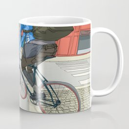 City traveller Coffee Mug