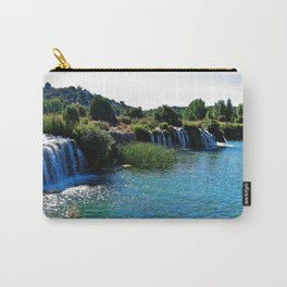 Lagoons de Ruidera Carry-All Pouch