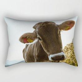 Alpen Cow Rectangular Pillow