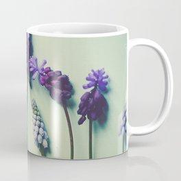 Pretty Blue Flowers Coffee Mug
