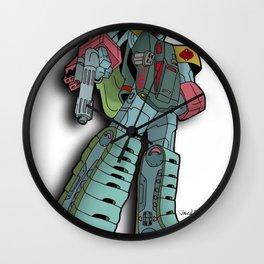 H.I.S.S.- Fett Wall Clock
