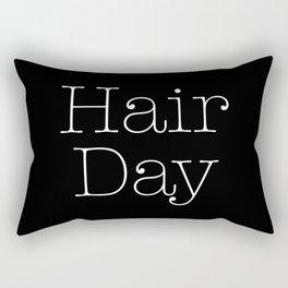 Hair Day Rectangular Pillow
