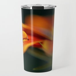 Endless Orange Travel Mug