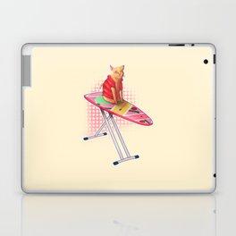 Hoverboard Cat Laptop & iPad Skin