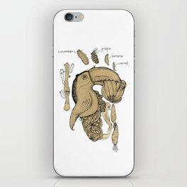 CoffeeToucan iPhone Skin