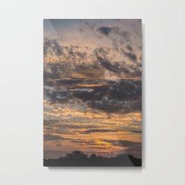Pastel Colors Metal Print