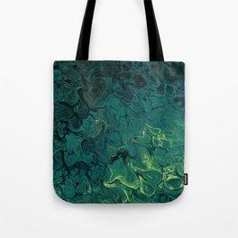 Verdant Flow Tote Bag