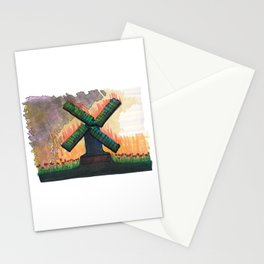 Tulips on Fire 71 Stationery Cards
