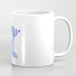 Minnesota Nice Coffee Mug