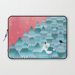 Tree Hugger Laptop Sleeve