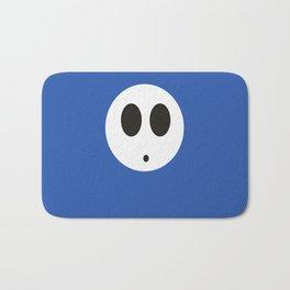 SHY GUY(BLUE) Bath Mat