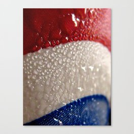 4th of July Condensation Canvas Print