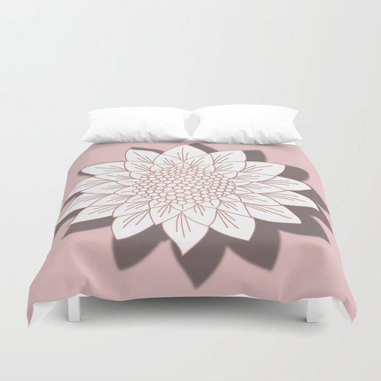 Rose Gold Sunflower by ekaterina_sokol_designs