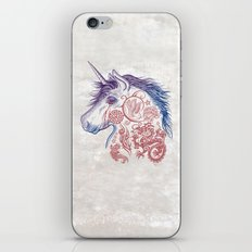 War Unicorn iPhone & iPod Skin