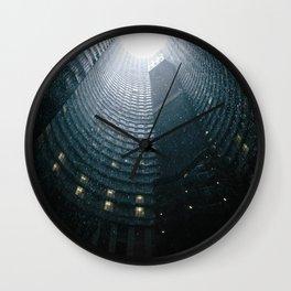 Heroes' Villains' Lair Wall Clock