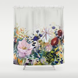 For The Beauty of the Earth Shower Curtain