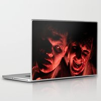 zombies Laptop & iPad Skins featuring Zombies! by Justin White