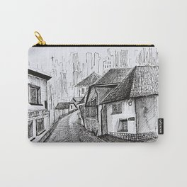 Architecture Sketch, Germany Carry-All Pouch