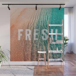 Fresh Wall Mural