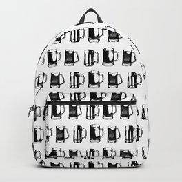 Beer Mugs Backpack