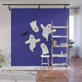 Ghosts Galore Wall Mural