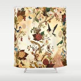 Ladybirds Shower Curtain