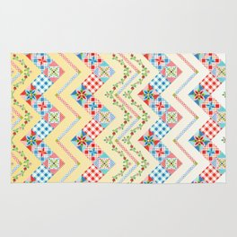Country Days Zig Zag Rug