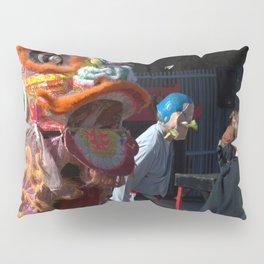 Chinese Lion 2 Pillow Sham