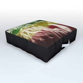 King Of Judah Outdoor Floor Cushion
